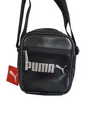 d7124c1f3475b Puma Campus Portable Umhängetasche Schultertasche Tasche schwarz NEU