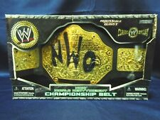 WWE Classic Superstars NWO World Heavyweight Championship Belt