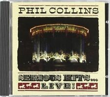 Serious Hits...Live! by Phil Collins (CD, Nov-1990, Warner Bros.)