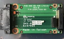 FUJITSU SIEMENS AMILO LI1818 Optical Drive Connector Board 35GPL7000-B0 REV:B