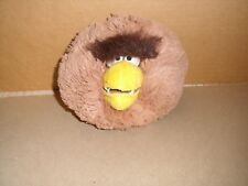 "Angry Birds Star Wars Chewbacca Soft Plush Stuffed Animal Toy 5"""