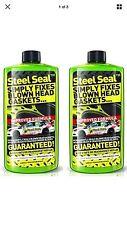 2 Bottles Of steel seal head gasket repair Fast Delivery