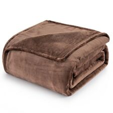 Luxury Fleece Blankets Super Soft and Warm Double Bed Blanket Throw 150 x 200 cm