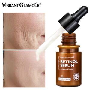 Vitamin C+Retinol+Hyaluronic Face Serum cream Best Anti Ageing Wrinkle Skin 30ml