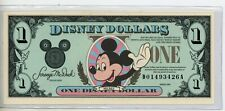 1990 $1 Disney Dollar Mickey Mouse Uncirculated!!    #426