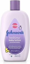 New Johnson's Bedtime Baby Lotion, 15.0 Fl. Oz