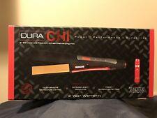 "CHI Dura 1"" Ceramic and Titanium Infused Hairstyling Flat Iron"