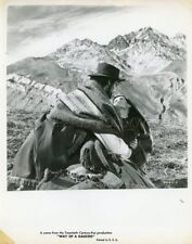 RORY CALHOUN  GENE TIERNEY WAY OF A GAUCHO 1952 VINTAGE PHOTO ORIGINAL