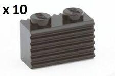 LEGO Bulk Brick Modified 1x2 Grille Star Wars Space Batman LOTR Harry Potter 9V