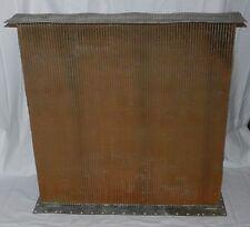 New International Dresser Radiator 631390C1 Copper Fins