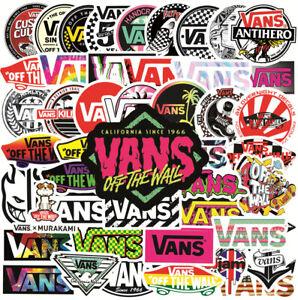 Las mejores ofertas en Vans Pegatina | eBay