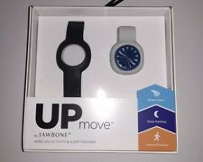 Jawbone UP MOVE Fitness Wireless Activity Tracker With Clip & Strap Blue NEW