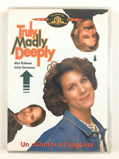 Truly, Madly, Deeply DVD Neuf