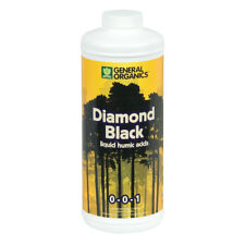 General Organics Diamond Black 1 Quart 32 ounce organic grow fertilizer