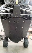 Polaris RZR 900 4 XP UHMW skid plate SSS Off Road