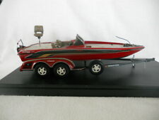 Danbury Mint Diecast Collectible - 2000 Ranger Bass Boat - 1:24 Scale - Project