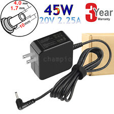 45W For Lenovo Charger Ideapad 100s Input 20V 2.25A AC Adapter ADL45WCC ADL45WCD