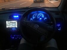 Corsa C Tigra B LED dash kit 2000-2006 Fits all models Blue White Red or Green