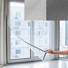 White Window Screen Mesh Insect Net Fly Mosquito Bug Protection Door Netting CN