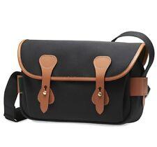 Billingham S3 501501-70 Shoulder Bag Black/Tan