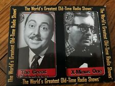 World's Greatest Old Time Radio Shows X Minus One/Great Gildersleeves