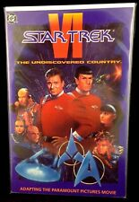 DC Comics 1991 STAR TREK VI The Undiscovered Country #1 NM Prestige Format 1Shot