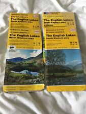Leisure Map Central Lake District AA Leisure Maps