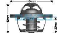 Thermostat for Suzuki Vitara J20A May 1997 to Apr 2000 DT84A