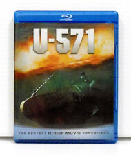 U-571 Blu-ray 2008 Mcconaughhey Paxton Keitel Bon Jovi David Keith Settle NO DVD