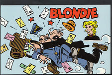 Hobbies Postcard - Comics Classis Collection - Blondie - Chic Young RS1876
