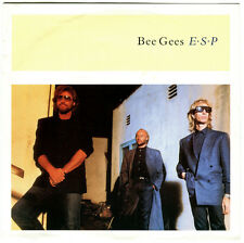 """BEE GEES - E·S·P - aus 7"""" EXCELLENT / Near Mint-Sammlung 1987"""