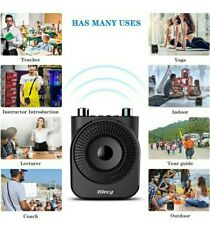 New listing Giecy G600 Voice Amplifier Portable Bluetooth (Rms 20W Rechargeable Pa System)
