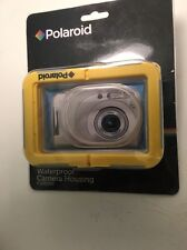 Polaroid Waterproof Camera Housing for Compact Camera Rated 30' PLWPCK18