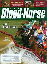 2010 The Blood-Horse Magazine #52: Year of Contraction/Leading Commercial Sires
