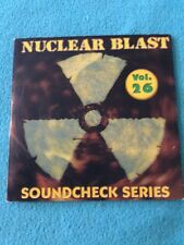 CD Nuclear Blast Soundcheck Series Vol. 26 (2001) Top-Zustand
