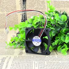 AVC C6010T12H DC12V 0.1A 6010 6cm 60mm 60x60x10mm 3Pin CPU Cooling Fan