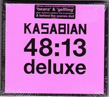 Kasabian - 48:13 Deluxe - CD & DVD (Brand New Sealed)