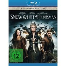 CHARLIZE THERON,KRISTEN STEWART - SNOW WHITE AND THE HUNTSMAN  BLU-RAY NEU