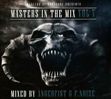 ANGERFIST/F.NOIZE - MASTERS OF HARDCORE-MASTERS IN THE MIX VOL.5  2 CD NEW!