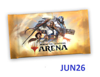MTG Arena FNM Promo Pack Code JUN26 Email Delivery