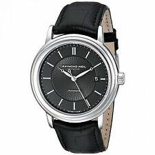 Raymond Weil Maestro Leather Mens Watch 2847-stc-20001
