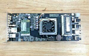 REBTECH BLOCKCHAIN MOTHERBOARD w/ SSD - 8 PCI-E Slots - GPU / RTX Mining