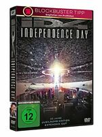 Independence Day - Extended Cut [DVD/NEU/OVP] Roland Emmerich / Will Smith, Bill