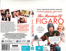 The Marriage of Figaro-2010-Tony Hill-Australia-Movie-DVD