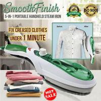 SmoothFinish 5-in-1 Portable Handheld Steam Iron - HOT SALE