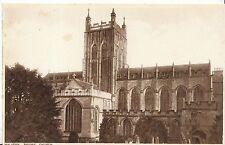 Worcestershire Postcard - Malvern Priory Church    E240