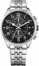 Tommy Hilfiger Stainless Steel Chronograph Men's Watch 1791276 MSRP $ 135