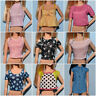 Assorted Shirts Checked, Houndstooth, Stars, Stipe, Polka-Dots Genuine BARBIE