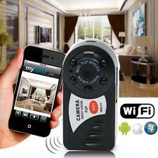 Mini Q7 P2P WiFi Micro DV Security IP Wireless Remote Camera Video Recorder MT