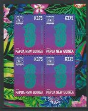 Sellos hojas de 1 sello